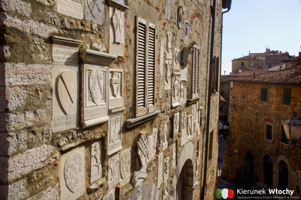 Palazzo Pretorio, Campiglia Marittima, Włochy (fot. Łukasz Ropczyński, kierunekwlochy.pl)