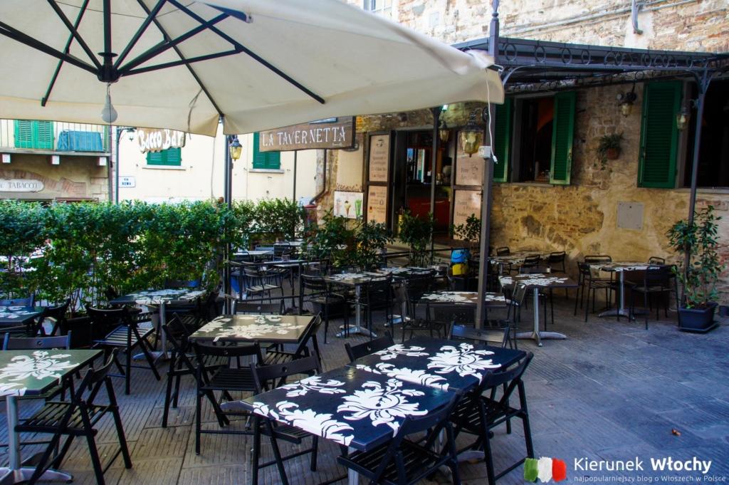 Bacco Bar, Campiglia Marittima, Włochy (fot. Łukasz Ropczyński, kierunekwlochy.pl)