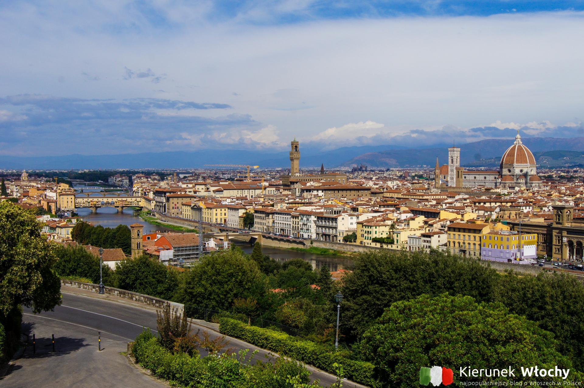 Florencja, Toskania, Włochy (fot. Łukasz Ropczyński, kierunekwlochy.pl)