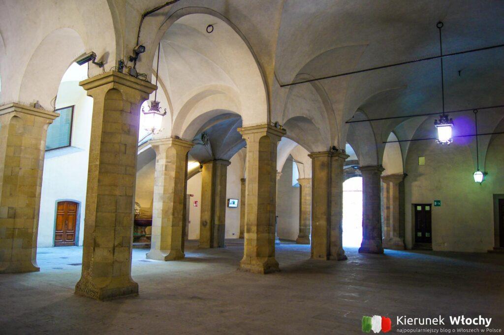 Palazzo Vecchio, Florencja, Włochy (fot. Łukasz Ropczyński, kierunekwlochy.pl)
