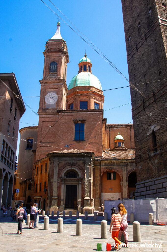 Kościół San Bartolomeo e Gaetano w Bolonii (fot. Łukasz Ropczyński, kierunekwlochy.pl)