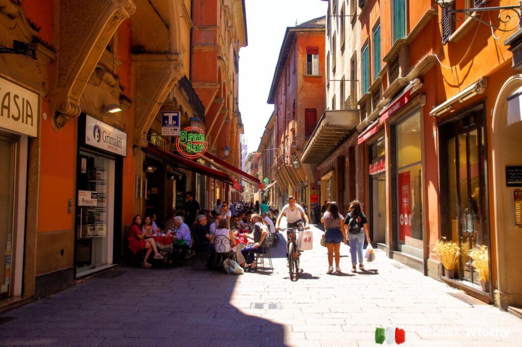 Bolonia, Włochy (fot. Łukasz Ropczyński, kierunekwlochy.pl)