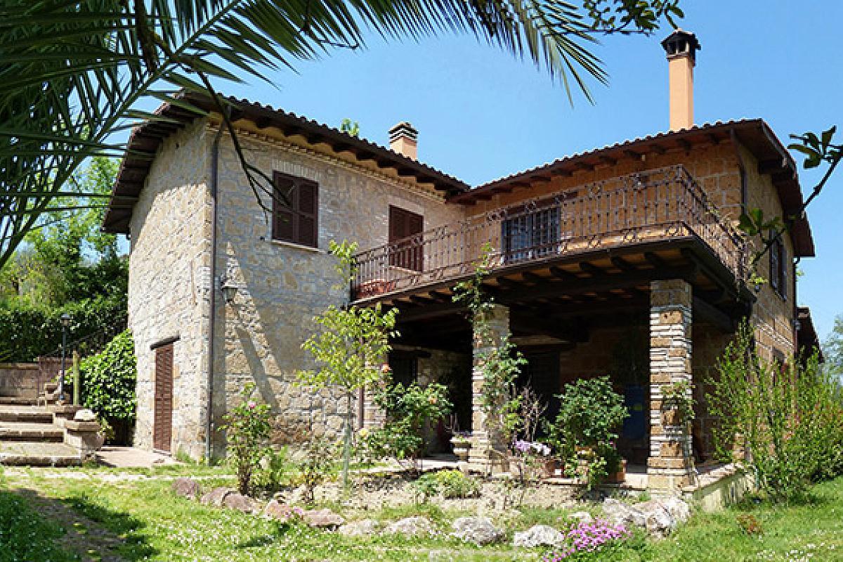 Casale San Pietro w Otricoli, Umbria