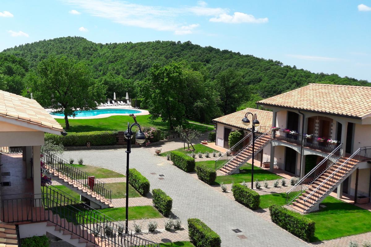 Villaggio le Querce, Toskania, noclegi we Włoszech u Polaków