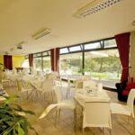 sala śniadaniowa w Villaggio le Querce, Toskania