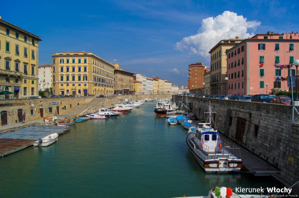 Livorno, Toskania, Włochy (fot. Łukasz Ropczyński, kierunekwlochy.pl)