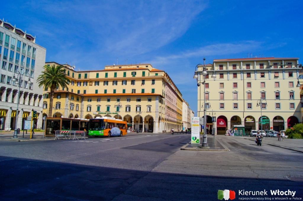 Livorno, Włochy (fot. Łukasz Ropczyński, kierunekwlochy.pl)
