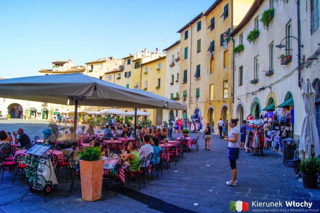 Lucca / Lukka, Toskania, Włochy (fot. Łukasz Ropczyński, kierunekwlochy.pl)