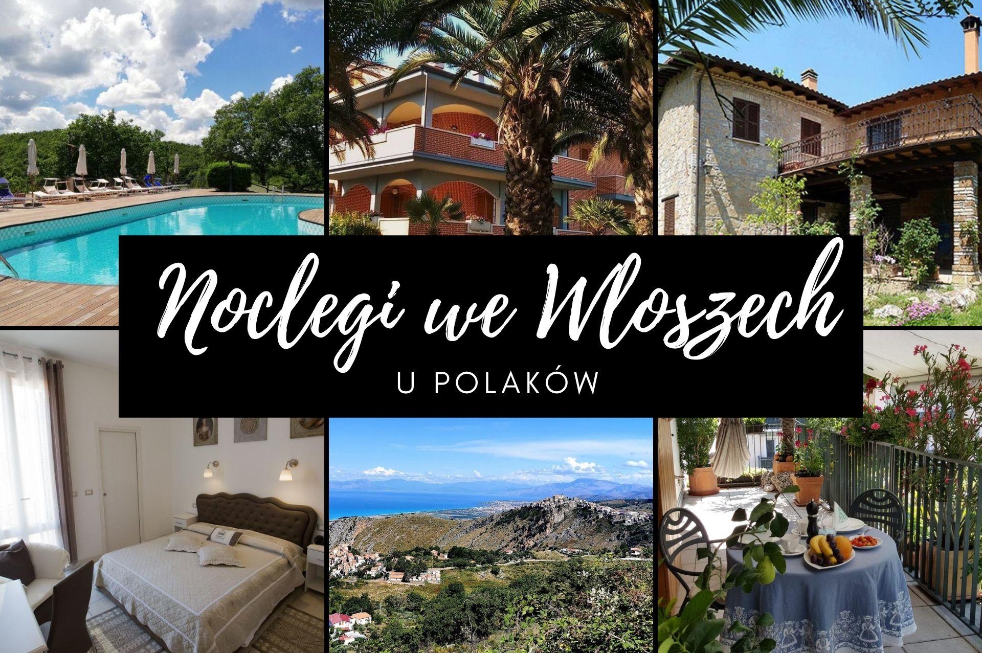 Noclegi we Włoszech u Polaków