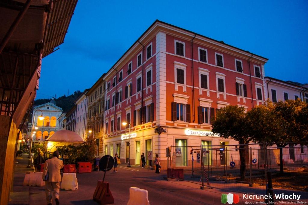 Piazza Aranci i Via Dante Alighieri (fot. Łukasz Ropczyński, kierunekwlochy.pl)