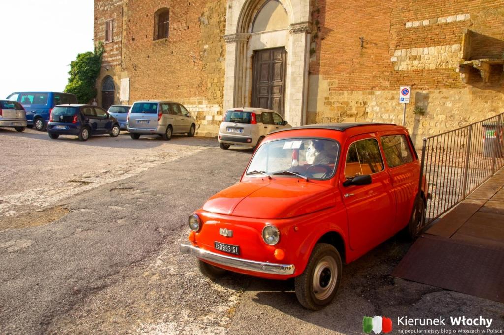 Montepulciano, Toskania, Włochy (fot. Łukasz Ropczyński, kierunekwlochy.pl)