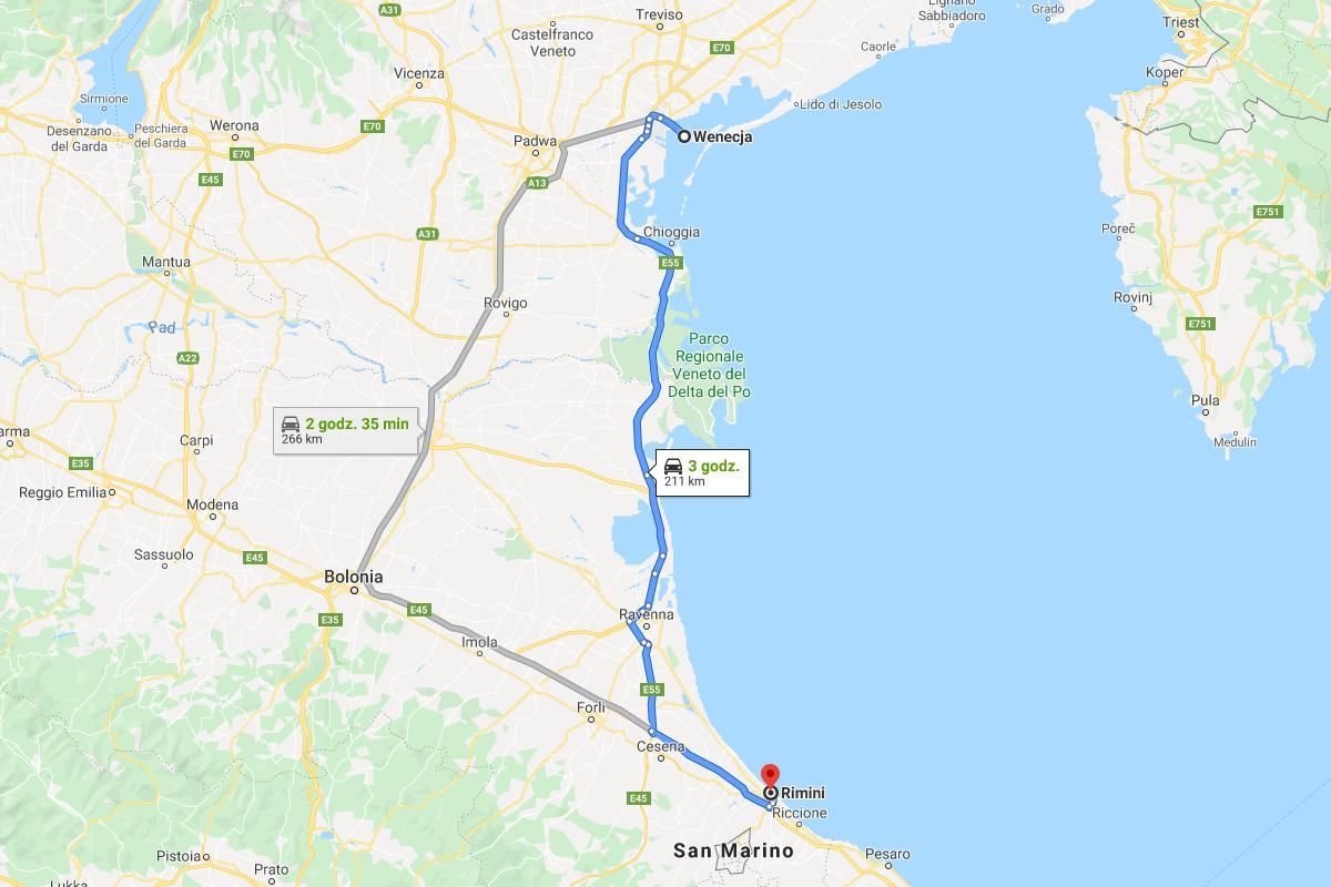 ceny we Włoszech - jak zaoszczędzić na autostradzie