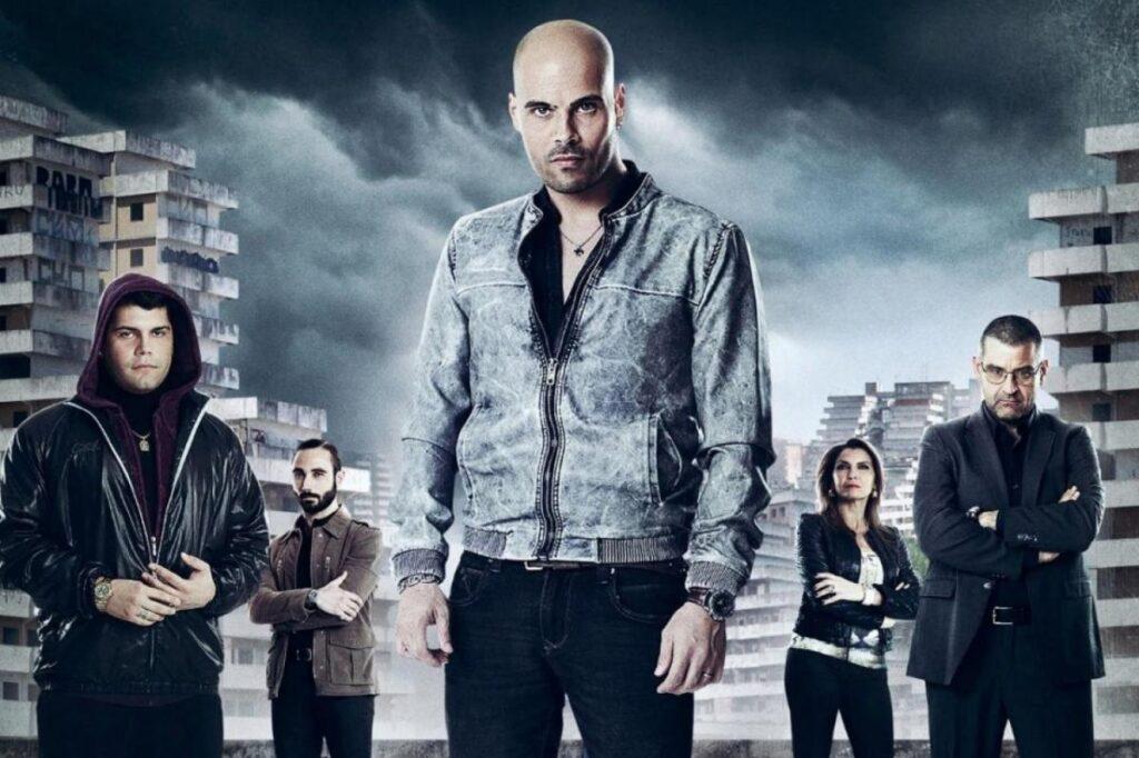 włoski serial Gomorra