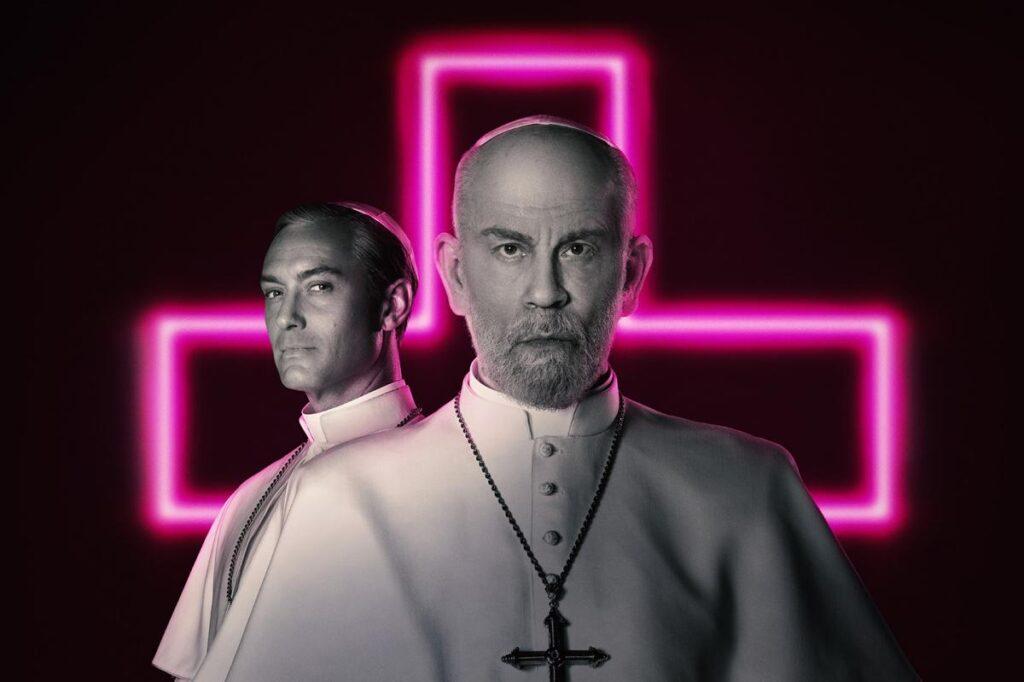 """włoski serial """"Nowy papież"""" w reżyserii Paolo Sorrentino"""