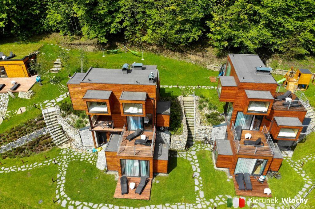 Apartamenty Szuflandia w Wiśle (fot. Łukasz Ropczyński, kierunekwlochy.pl)