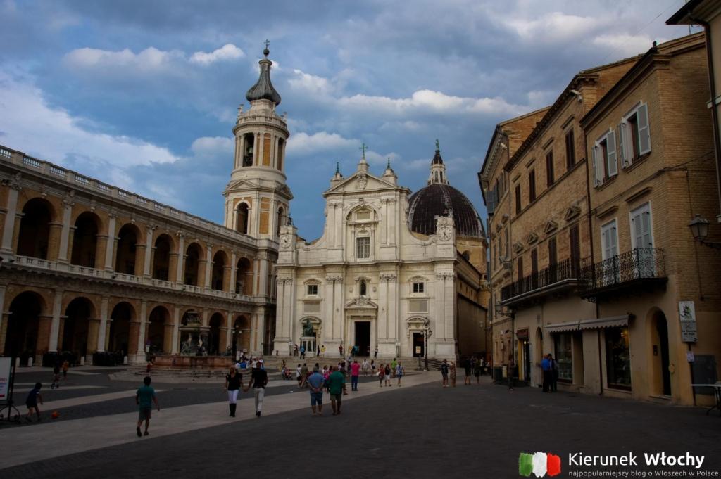 Loreto, Marche, Włochy (fot. Ł. Ropczyński, kierunekwlochy.pl)