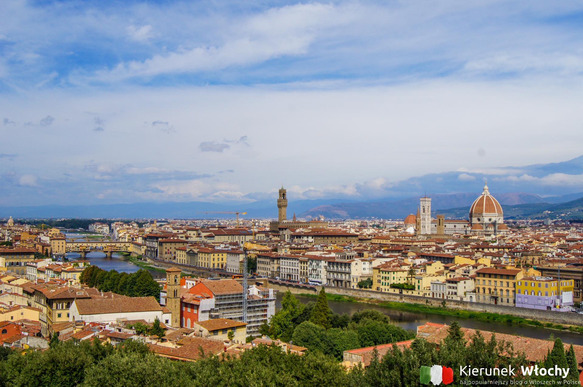 Polski przewodnik po Florencji podpowiada jak zwiedzić miasto śladami Michała Anioła