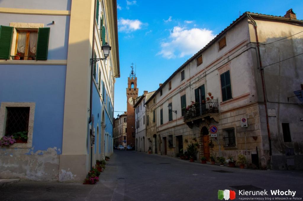 Asciano, Toskania, Włochy (fot. Łukasz Ropczyński, kierunekwlochy.pl)