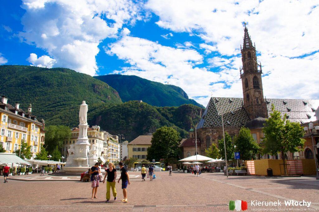 Bolzano, Południowy Tyrol, Włochy (fot. Łukasz Ropczyński, kierunekwlochy.pl)