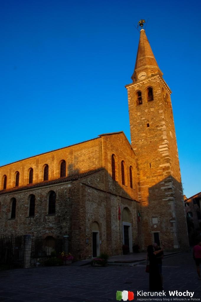 Bazylika Sant'Eufemia, Grado, Włochy (fot. Łukasz Ropczyński, kierunekwlochy.pl)