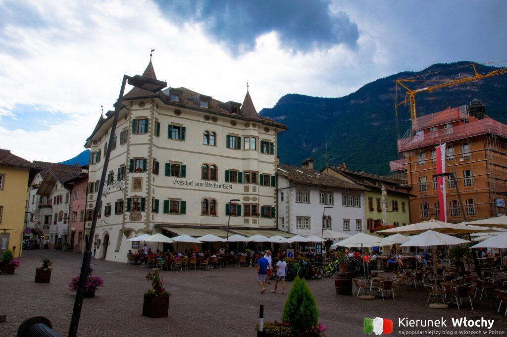 Kaltern Am See / Caldaro sulla Strada del Vino, Południowy Tyrol, Włochy (fot. Łukasz Ropczyński, kierunekwlochy.pl)