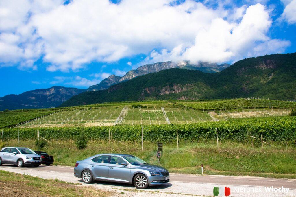 Południowy Tyrol najlepiej zwiedzać własnym samochodem (fot. Łukasz Ropczyński, kierunekwlochy.pl)