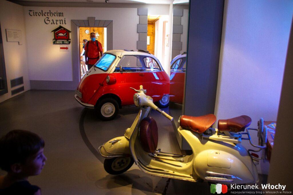 Muzeum Turystyki w Zamku Trauttmansdorff (fot. Ł. Ropczyński, kierunekwlochy.pl)