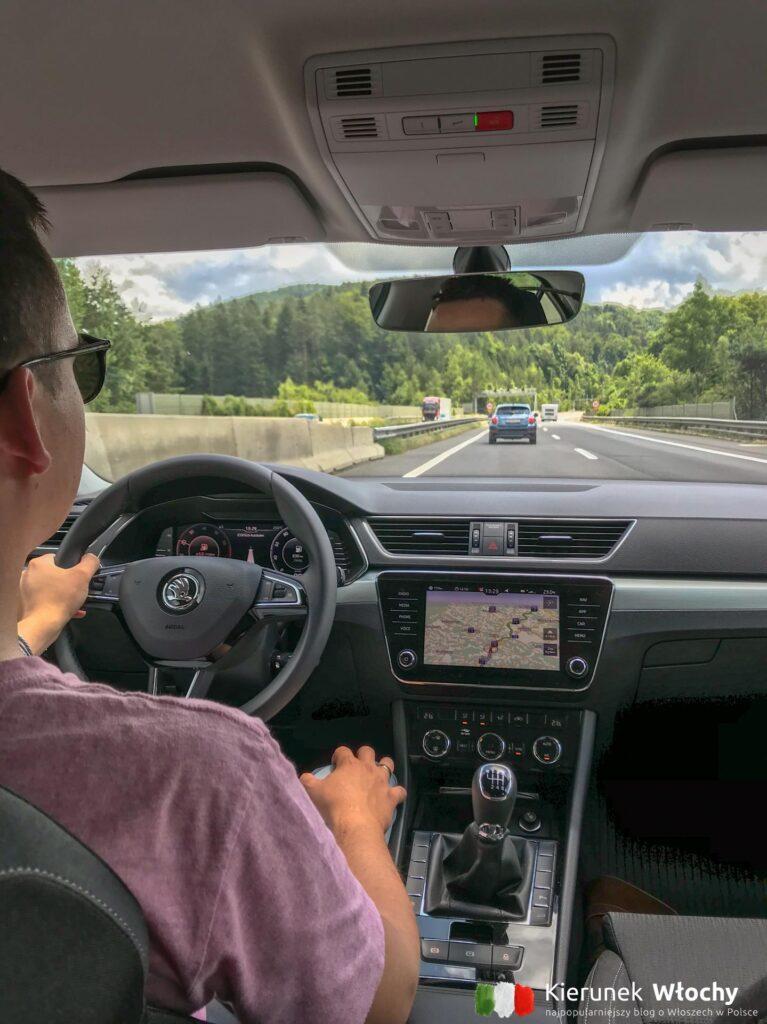 Samochodem do Rzymu - co trzeba wiedzieć przed przyjazdem? (fot. Ł. Ropczyński, kierunekwlochy.pl)