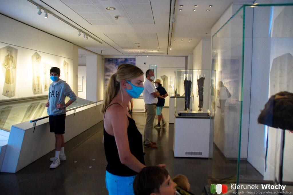 drugi poziom muzeum - chyba najciekawszy (fot. Ł. Ropczyński, kierunekwlochy.pl)