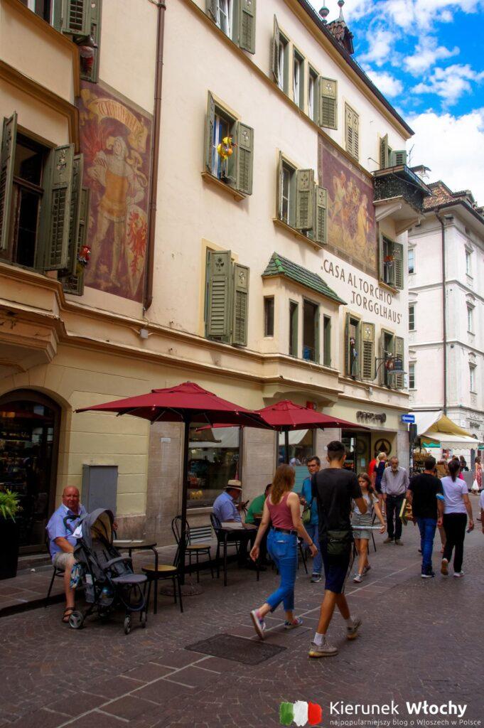 Bolzano, Południowy Tyrol, Włochy (fot. Ł. Ropczyński, kierunekwlochy.pl)