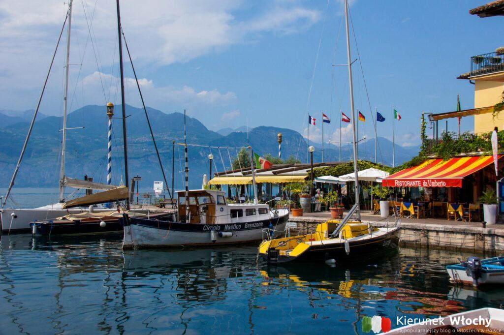 Brenzone sul Garda, jezioro Garda, Włochy (fot. Ł. Ropczyński, kierunekwlochy.pl)