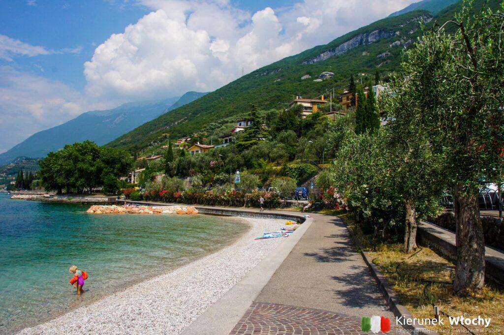 Brenzone sul Garda, Włochy (fot. Ł. Ropczyński, kierunekwlochy.pl)