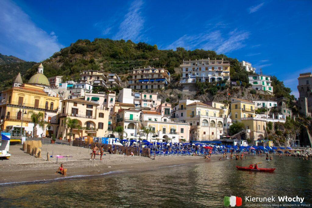Cetara, Wybrzeże Amalfi, Włochy (fot. Łukasz Ropczyński, kierunekwlochy.pl)