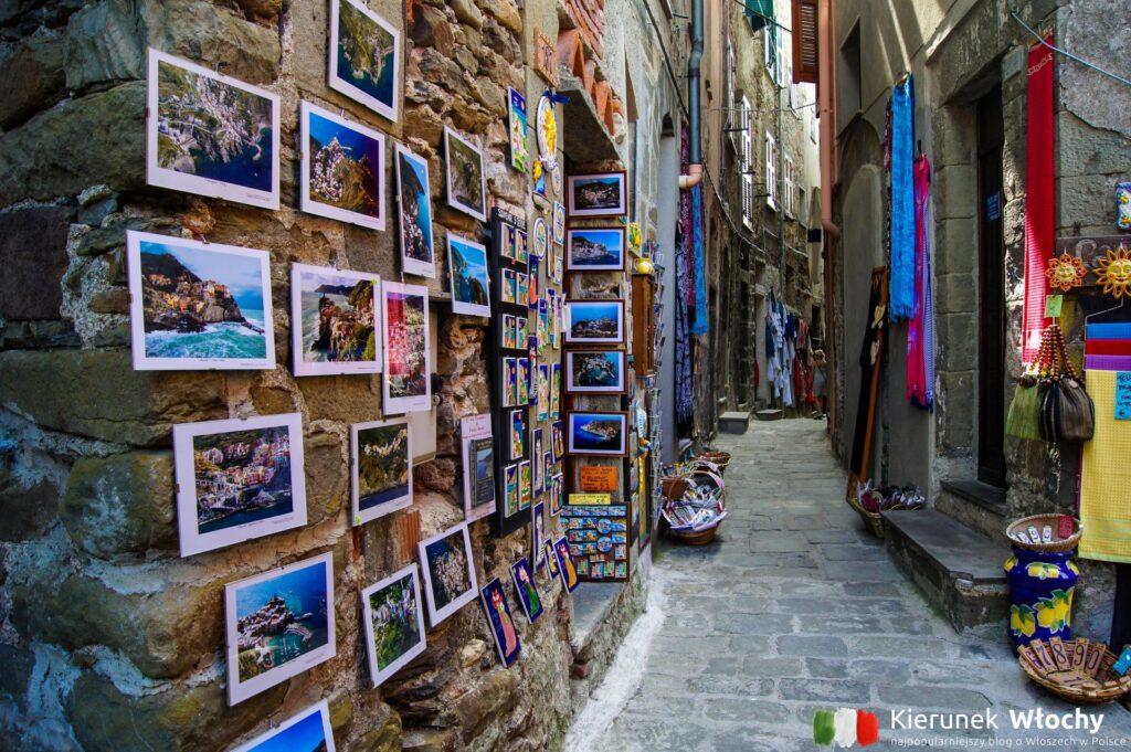 Corniglia, Cinque Terre, Liguria, Włochy (fot. Ł. Ropczyński, kierunekwlochy.pl)