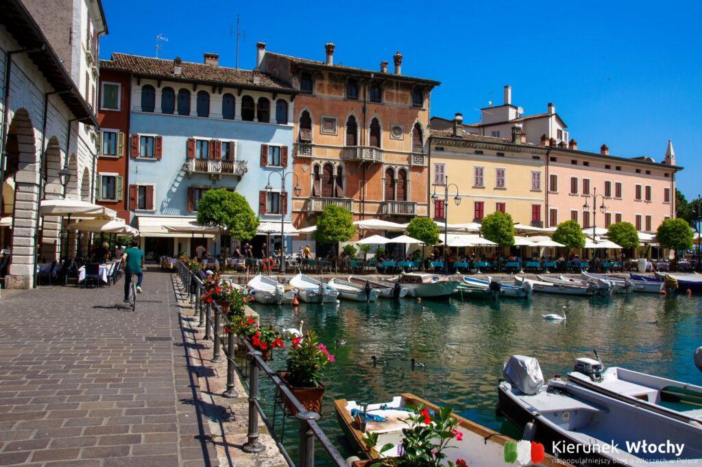 Desenzano del Garda, jezioro Garda, Włochy (fot. Ł. Ropczyński, kierunekwlochy.pl)