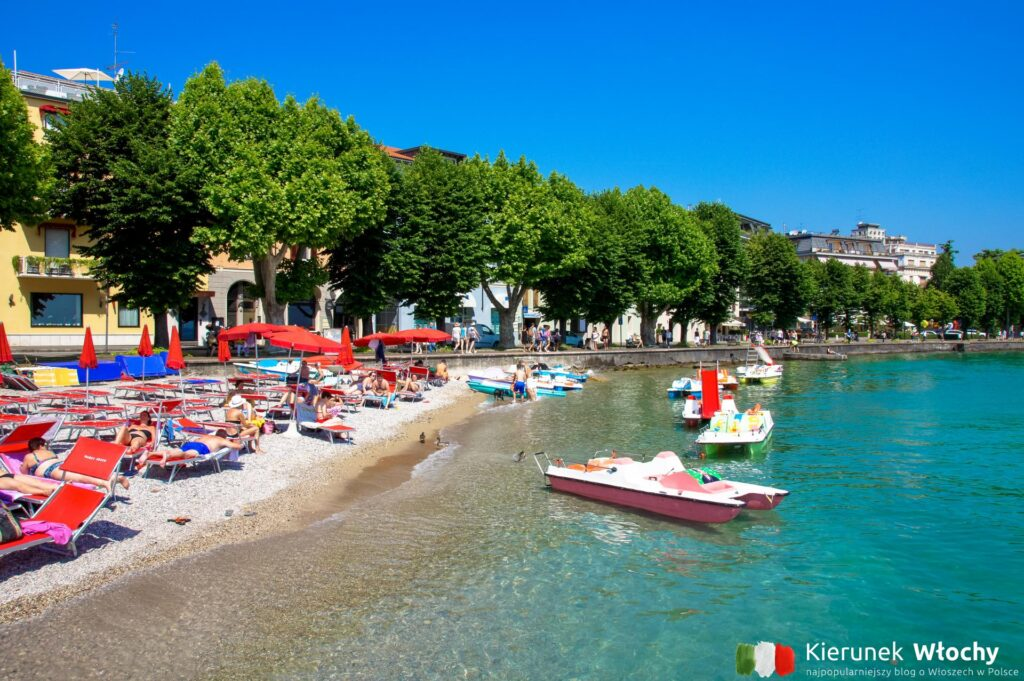 Desenzano del Garda, Włochy (fot. Ł. Ropczyński, kierunekwlochy.pl)
