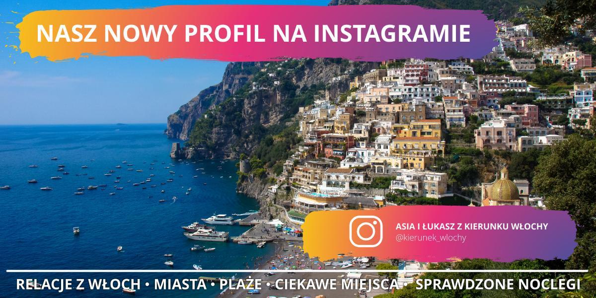 Instagram – Kierunek Włochy