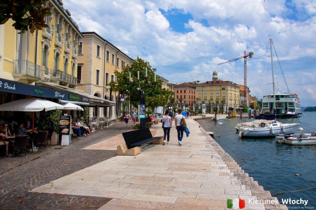 Salo, jezioro Garda, Włochy (fot. Ł. Ropczyński, kierunekwlochy.pl)