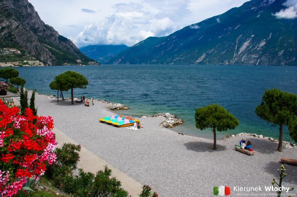 Limone sul Garda, jezioro Garda, Włochy (fot. Ł. Ropczyński, kierunekwlochy.pl)
