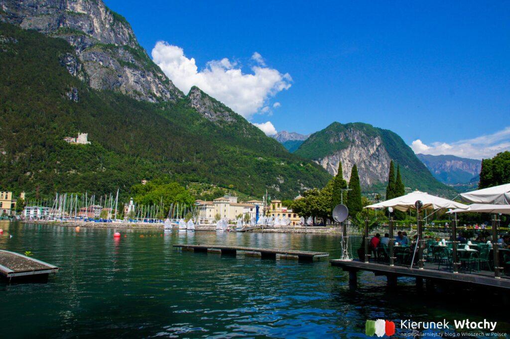 Riva del Garda, jezioro Garda, Włochy (fot. Ł. Ropczyński, kierunekwlochy.pl)