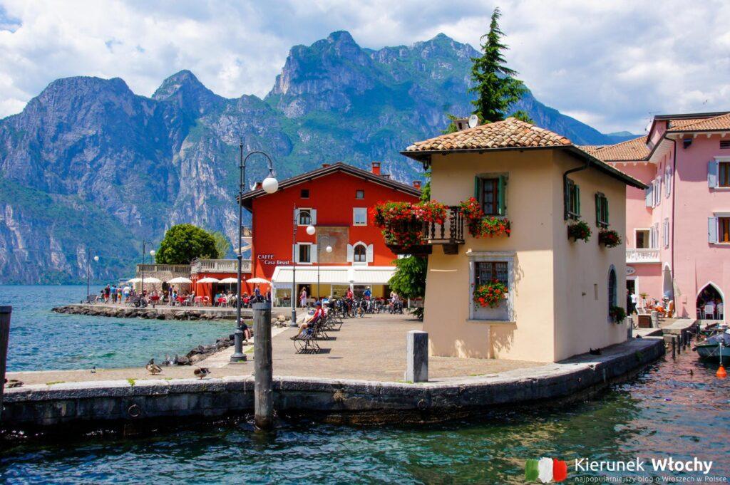 Torbole, jezioro Garda, Włochy (fot. Ł. Ropczyński, kierunekwlochy.pl)