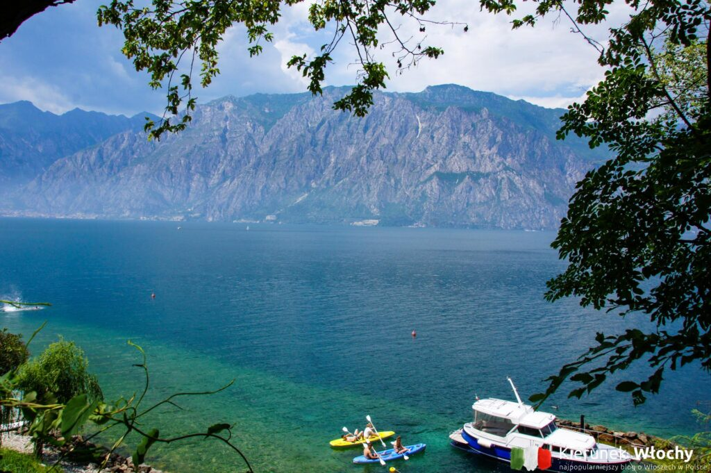 Navene nad jeziorem Garda, Włochy (fot. Ł. Ropczyński, kierunekwlochy.pl)
