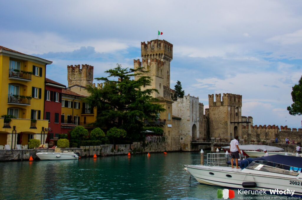 Sirmione nad jeziorem Garda, Włochy (fot. Ł. Ropczyński, kierunekwlochy.pl)
