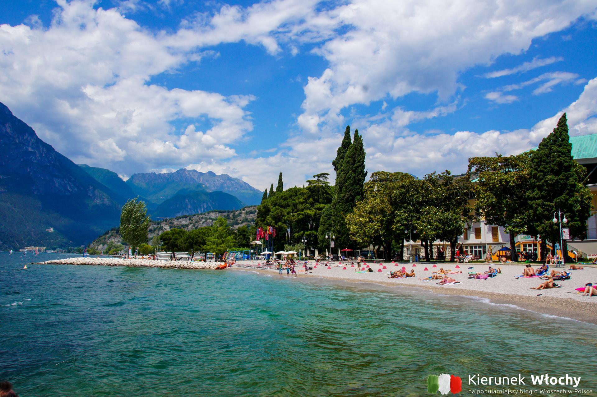 jezioro Garda, Włochy (fot. Ł. Ropczyński, kierunekwlochy.pl)