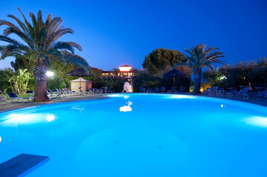 Hotel Le Ginestre Family & Wellness na półwyspie Gargano