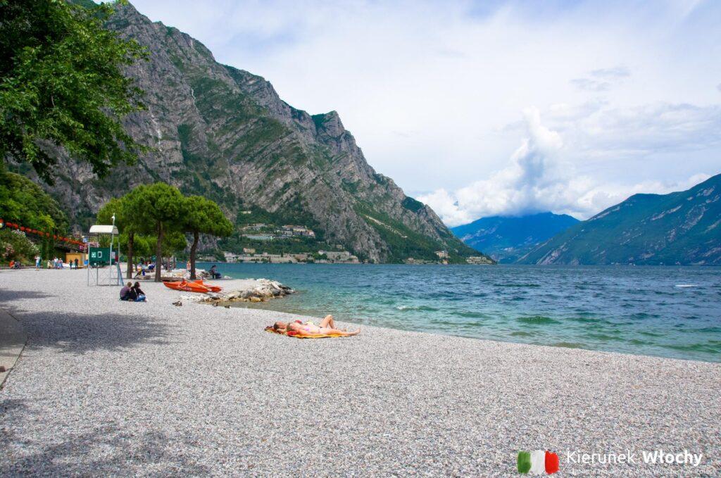 Limone sul Garda, Włochy (fot. Ł. Ropczyński, kierunekwlochy.pl)