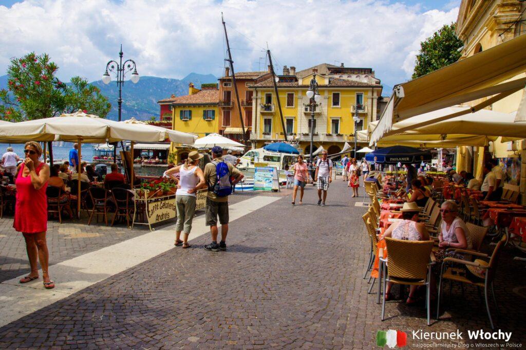 Malcesine, Włochy (fot. Ł. Ropczyński, kierunekwlochy.pl)