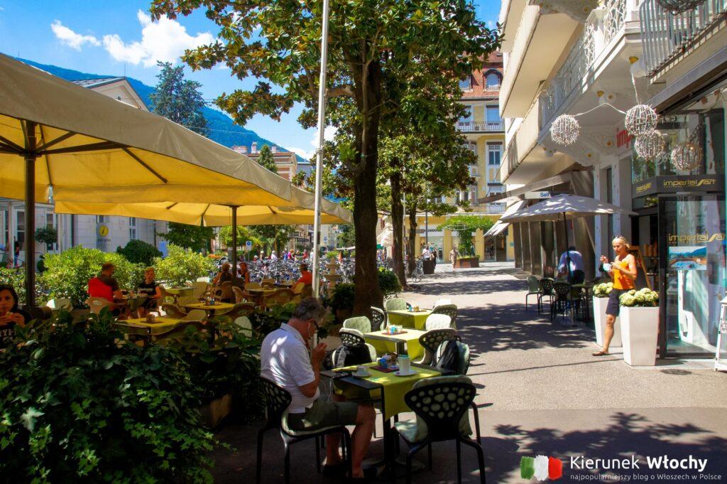 Meran, Południowy Tyrol, Włochy (fot. Ł. Ropczyński, kierunekwlochy.pl)