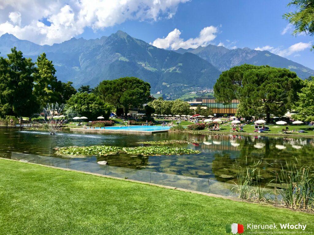 Termy w Meran, Południowy Tyrol, Włochy (fot. Ł. Ropczyński, kierunekwlochy.pl)