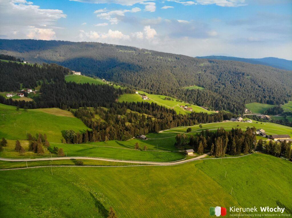 tak właśnie wyobrażaliśmy sobie Południowy Tyrol (fot. Ł. Ropczyński, kierunekwlochy.pl)